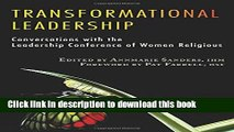 [Download] Transformational Leadership (Lcwr-Leadership Conference of Women Religious) Kindle