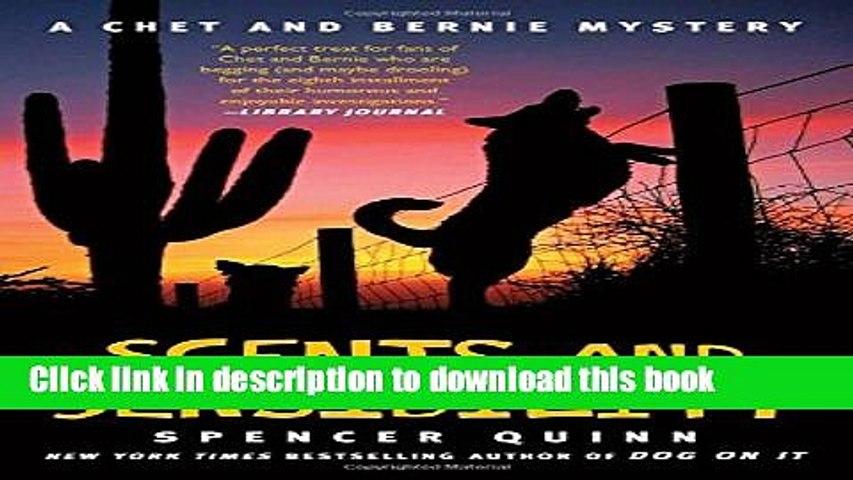 [Popular Books] Scents and Sensibility: A Chet and Bernie Mystery (The Chet and Bernie Mystery | Godialy.com