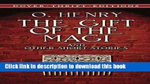[Download] The Gift of the Magi and Other Short Stories Hardcover Free