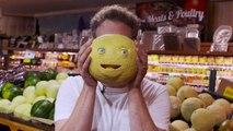 Seth Rogen piège des clients dans un supermarché