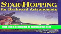 [Download] Star-Hopping for Backyard Astronomers Kindle Free