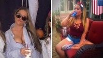Salem State: College student bites off female cop's ear in Massachusetts bar brawl - TomoNews