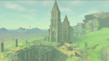 Extrait / Gameplay - The Legend of Zelda: Breath of the Wild (Le Temple du Temps)