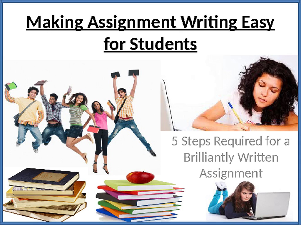 Academic Writing – Tutorial