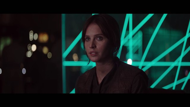 Rogue One- A Star Wars Story Trailer (Official)