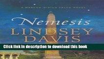 [Popular Books] Nemesis: A Marcus Didius Falco Novel (Marcus Didius Falco Mysteries) Full Online