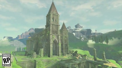 The Legend of Zelda : Breath of the Wild : Temple du Temps