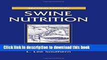 [PDF] Swine Nutrition, Second Edition Free Online