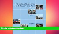 Free [PDF] Downlaod  International Economics, Globalization, and Policy: A Reader (McGraw-Hill
