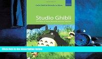 Choose Book Studio Ghibli: The Films of Hayao Miyazaki and Isao Takahata