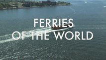 Sleep! Relaxing Video With Ambient Sounds: Ferries and Boats #relax, #ambient, #music, #ferry, #boats,