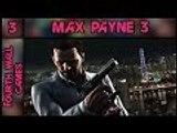 Max Payne 3 - Part 3: My Shoulder Hurts - PC Gameplay Walkthrough - 1080p 60fps