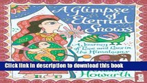 [Popular] A Glimpse of Eternal Snows (Bradt Travel Guides (Travel Literature)) Kindle Free