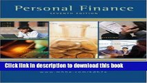 [Download] Personal Finance + Student CD-ROM + Personal Financial Planner + SkillBooster Hardcover