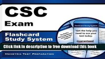 [Download] CSC Exam Flashcard Study System: CSC Test Practice Questions   Review for the Cardiac