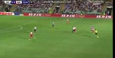 0-1 Leo Baptistao Goal - Juventus 0-1 Espanyol - 13-08-2016