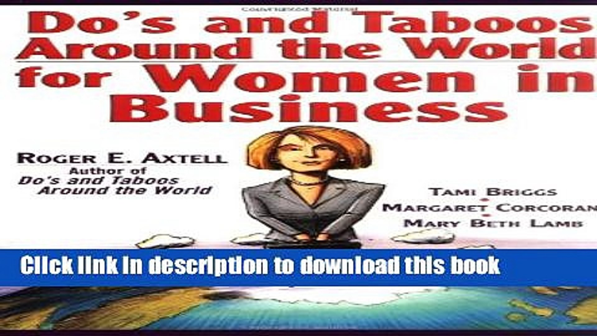 [Popular] Do s and Taboos Around the World for Women in Business Kindle Collection