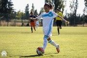 D1 féminine - Montpellier 2-4 OM : le but d'Amandine Soulard (4e)