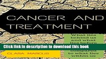 [Popular] Cancer and Treatment: What lies behind us and what lies before us are tiny matters