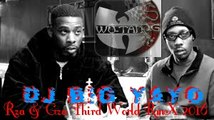 dj big yayo Rza & Gza Third World RmX 2016