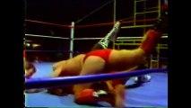 Ric Flair vs Kerry Von Erich (Nov. 84 or Jan. 85 in Mid South)