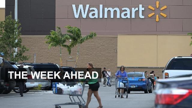 Week Ahead — Walmart results, Sarkozy's comeback