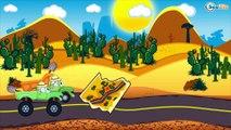Мультфильмы для Детей - Трактор Павлик и Грузовик! Мультики про Машинки Все Серии - Эвакуатор