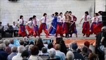 Monts sur Guesnes - ballets ukrainiens - 29 juillet 2016