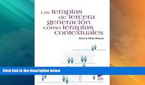Full [PDF] Downlaod  Las terapias de tercera generación como terapias contextuales (Manuales de