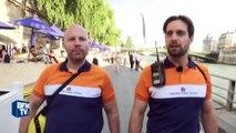 Les équipes de la Protection civile veillent sur votre été à Paris Plages