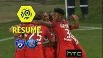 SC Bastia - Paris Saint-Germain (0-1)  - Résumé - (SCB-PARIS) / 2016-17