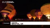 UK Balloon Festival - Europe's largest hot air balloon festival held