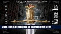 [Popular Books] The Warrior Heir (Heir Chronicles Book 1) Free Online