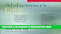 [Popular] Alzheimer s Early Stages: First Steps for Family, Friends and Caregivers Kindle Collection