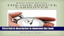 [Popular] The Hidden Liabilities of Home Companions (One Minute Caregiver) Paperback Online