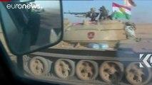 Irak: Peschmerga-Kämpfer starten Offensive gegen IS-Miliz