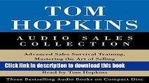 [Download] Tom Hopkins Audio Sales Collection Kindle Online