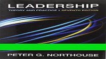[Download] Leadership: Theory and Practice, 7th Edition Paperback Free