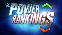 Which new tag team debuted Power Rankings-2016-Wrestling