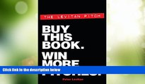 Big Deals  The Levitan Pitch. Buy This Book. Win More Pitches.  Free Full Read Best Seller