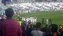 Crowd Chants Pakistan Zindabad In Stadium After Victory Mobile Footage