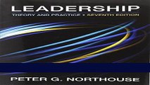 [Download] Leadership: Theory and Practice, 7th Edition Hardcover Free
