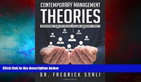 READ FREE FULL  Contemporary Management Theories: Organizational Trends with influence on