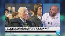 Qui était Georges Séguy? Le grand leader de CGT de 1968