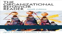 [Download] The Organizational Behavior Reader (9th Edition) Kindle Collection