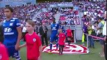 AS Nancy Lorraine 0 - 3 Lyon