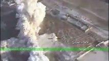 Авиация САА атакует ДАИШ к юго-западу от Алеппо