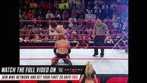 Edge vs Carlito Raw: Aug 14, 2006 on WWE Network