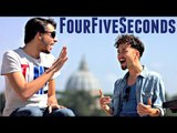 FourFiveSeconds - Kanye, Rihanna, Paul McCartney - Michele Grandinetti & Oliver Lord Cover