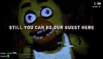 FIVE NIGHTS AT FREDDY'S RAP _Turn Back_ (featuring Baby of FNAF Sister Location)  - FNAF (five nights at freddy's)